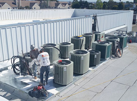 Air Conditioning & Heating Maintenance Northridge
