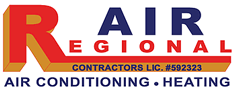 Air Regional Inc. HVAC Contractor